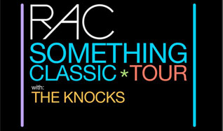 RAC tickets at Gothic Theatre in Englewood