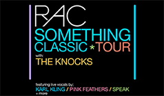 RAC tickets at Fonda Theatre in Los Angeles