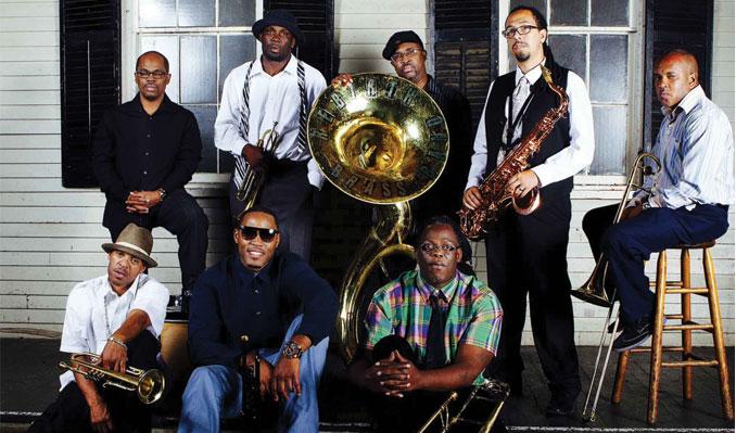Rebirth Brass Band tickets at Underground Arts in Philadelphia