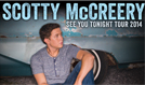 Scotty McCreery tickets at Pine Belt Arena in Toms River