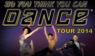So You Think You Can Dance tickets at Maxwell C. King Center for the Performing Arts in Melbourne