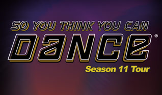 So You Think You Can Dance tickets at Count Basie Theatre in Red Bank