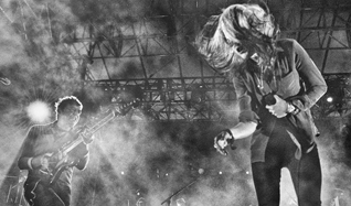 The Kills tickets at Trocadero Theatre in Philadelphia