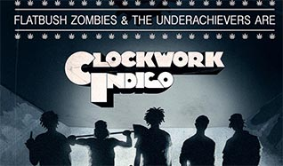 The Underachievers & Flatbush ZOMBiES  tickets at Fonda Theatre in Los Angeles