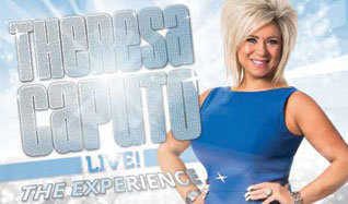 Theresa Caputo tickets at 1STBANK Center in Broomfield