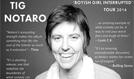 Tig Notaro tickets at Trocadero Theatre in Philadelphia