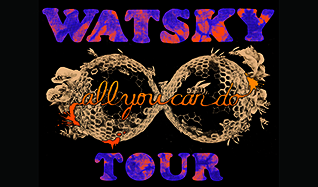 Watsky tickets at The Showbox in Seattle