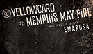 Yellowcard & Memphis May Fire tickets at Best Buy Theater in New York