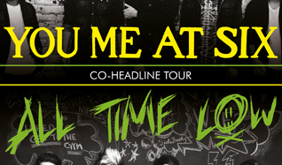 You Me At Six /  All Time Low Co-Headline Tour tickets at Motorpoint Arena Cardiff in Cardiff