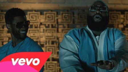 Usher - Lemme See (feat. Rick Ross) - Ouvir Música