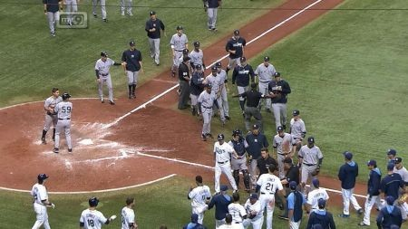 New York Yankees suffer 6-1 blowout defeat to the Tampa Bay Rays