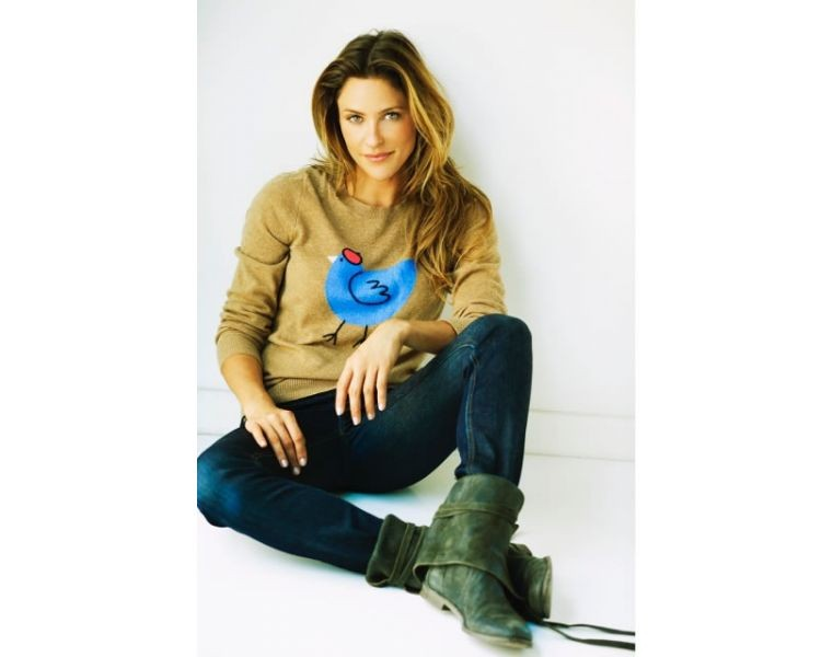 'Wipeout' co-host Jill Wagner talks career, passion to end blood cancers