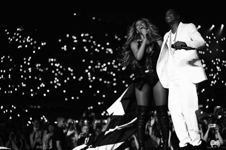 Watch Young Forever/Halo from Beyoncé and Jay Z's #OnTheRunHBO special