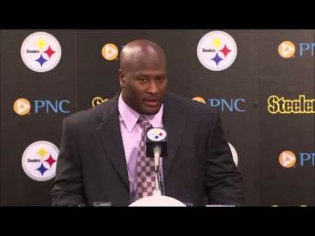 Ritired James Harrison could return to Pittsburgh Steelers