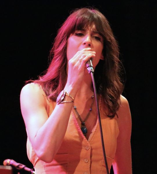 A sublime night with Nicki Bluhm and The Gramblers at the World Cafe Live
