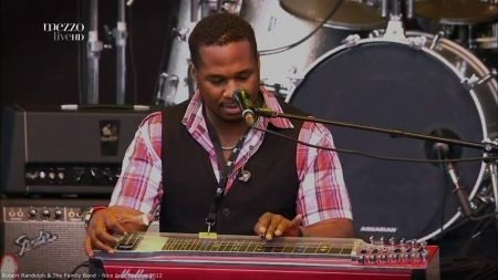 Robert Randolph gets re-inspired with new label, album, and old influences