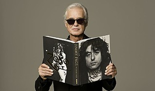 An Evening with Jimmy Page In Conversation with Chris Cornell tickets at The Theatre at Ace Hotel in Los Angeles
