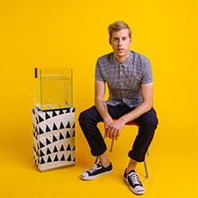 Andrew McMahon in the Wilderness tickets at Fonda Theatre in Los Angeles