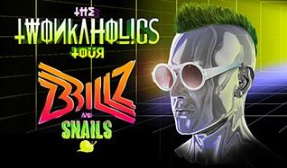 Brillz + Snails tickets at The Regency Ballroom in San Francisco