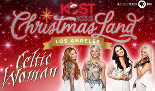 Celtic Woman Christmas tickets at Nokia Theatre L.A. LIVE in Los Angeles