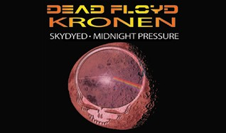 Dead Floyd / Kronen tickets at Bluebird Theater in Denver