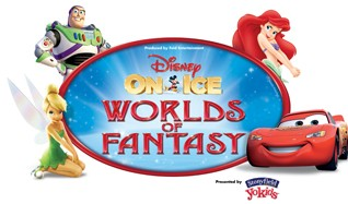 Disney On Ice Presents Worlds of Fantasy / Spanish Performance tickets at Valley View Casino Center in San Diego