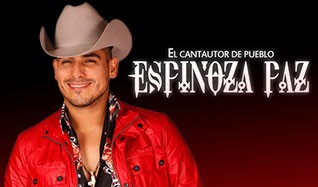 Espinoza Paz tickets at Nokia Theatre L.A. LIVE in Los Angeles