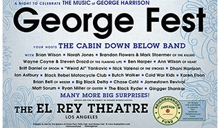 The Best Fest Presents George Fest: An Evening To Celebrate The Music Of George Harrison tickets at El Rey Theatre in Los Angeles