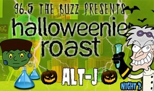 Halloweenie Roast Night 2 tickets at Arvest Bank Theatre at The Midland in Kansas City