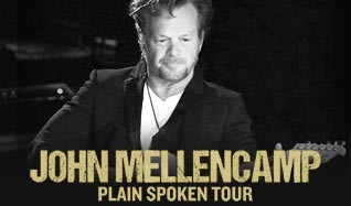 John Mellencamp tickets at Arvest Bank Theatre at The Midland in Kansas City