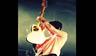 Johnny Marr tickets at Gothic Theatre in Englewood