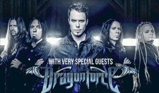 Kamelot & DragonForce tickets at Trocadero Theatre in Philadelphia