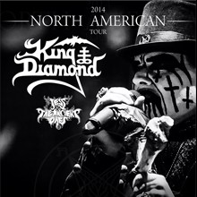 King Diamond tickets at Best Buy Theater in New York