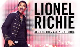 Lionel Richie tickets at Ericsson Globe in Stockholm