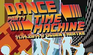 The Dance Party Time Machine feat. Marc Brownstein, Aron Magner & Allen Aucoin of The Disco Biscuits, & David Murphy of Seven Arrows tickets at Ogden Theatre in Denver
