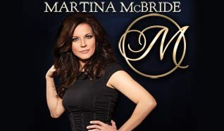 Martina McBride tickets at Arvest Bank Theatre at The Midland in Kansas City
