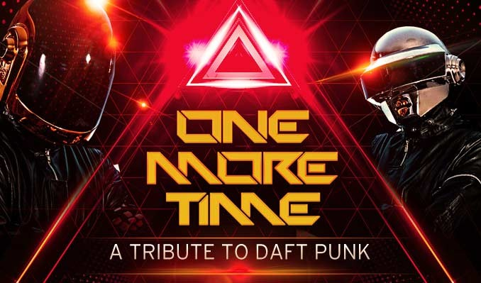 One More Time - A Tribute to Daft Punk
