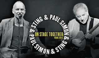 Paul Simon & Sting tickets at Ericsson Globe in Stockholm