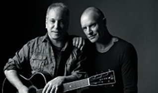 Paul Simon & Sting tickets at The O2 in London