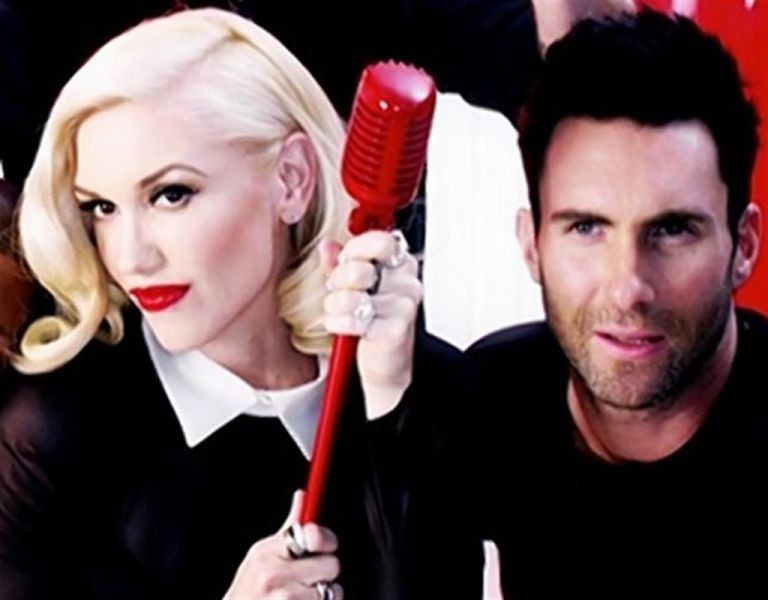 Listen: Maroon 5 teams up with Gwen Stefani on Sia-penned 'My Heart is Open'