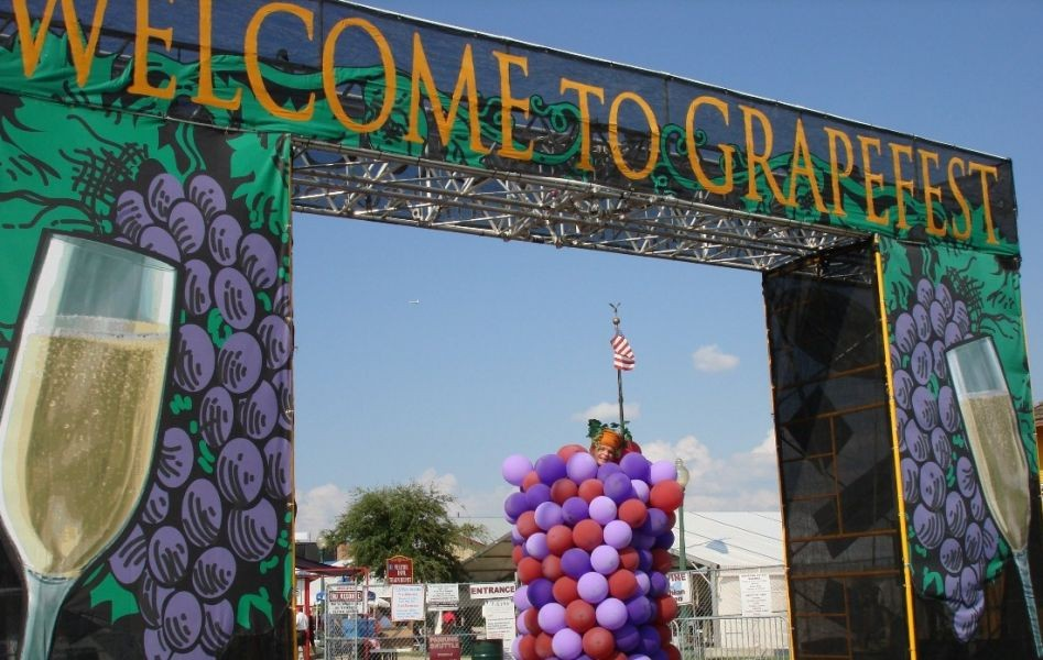 Image result for grapefest in grapevine texas