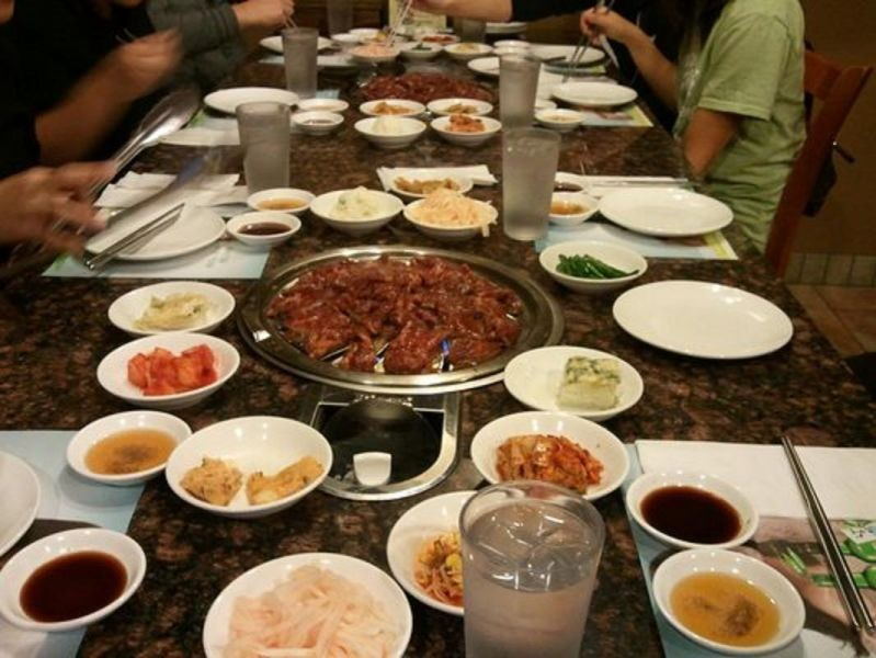 Authentic Korean cuisine in and around Chicago