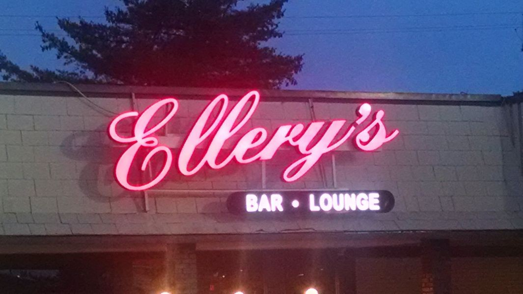 Club Ellery's Friday after-work party