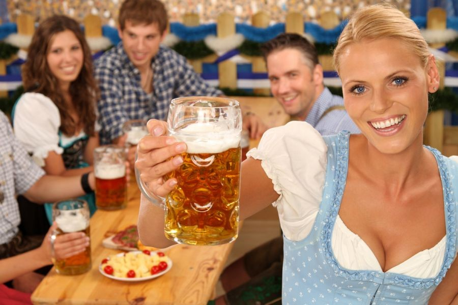 Oktoberfest events in Tampa-St. Pete