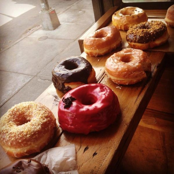 Experience Brooklyn: Doughnuts