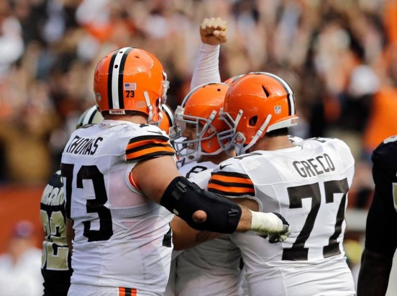 Former Ravens Kruger, Cundiff lead Browns into crucial AFC north clash