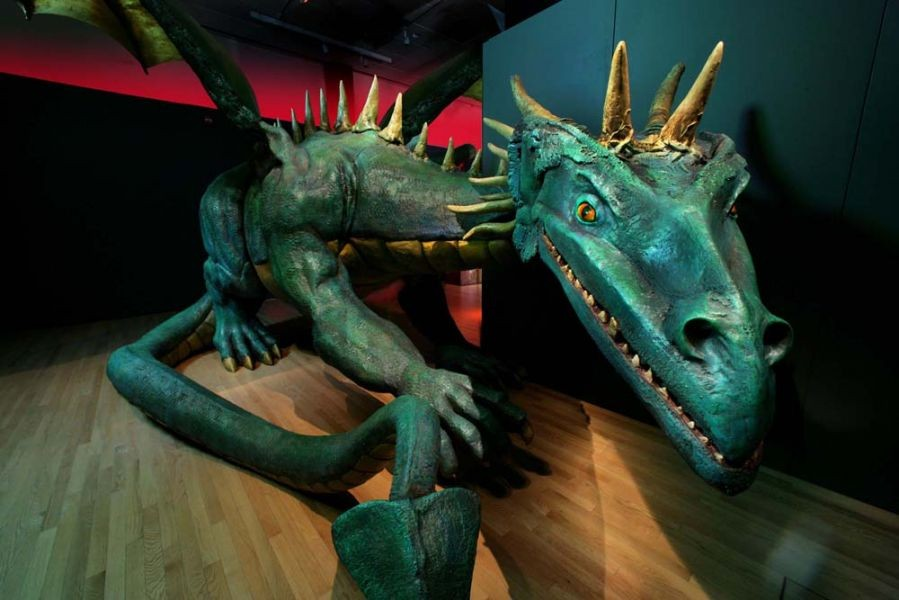 Mythic Creatures exhibit opens at Prairiefire