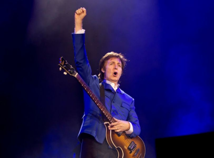 Paul McCartney video vows Monday veggies for UN Summit on Climate