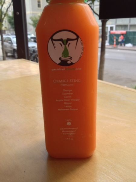 What's the juice? An introduction to cold-pressed juice in Raleigh