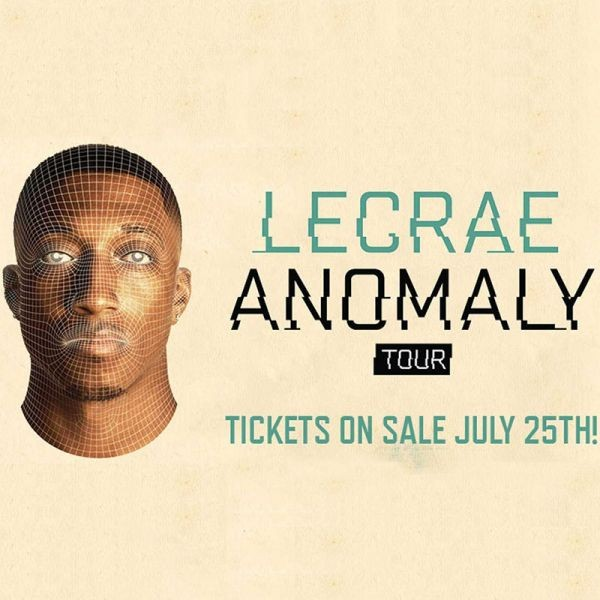 'Anomaly' album by Lecrae holding strong on iTunes, Amazon charts